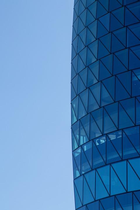 Building, Architecture, Skyscraper, Glass, Facade