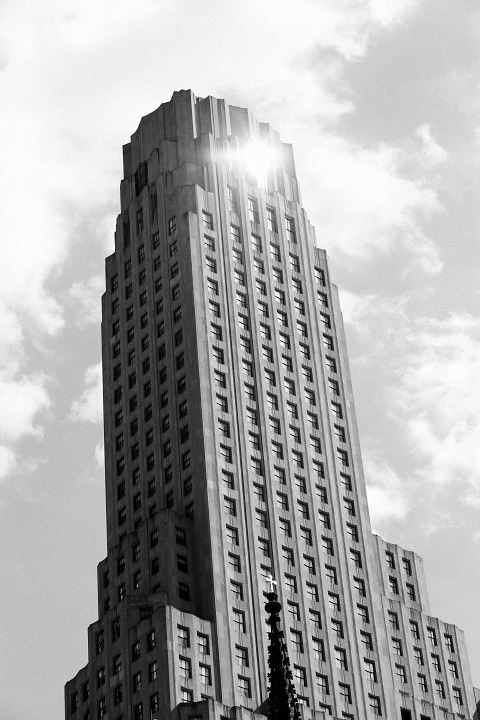 Building, Tower, High Rise, City, Architecture