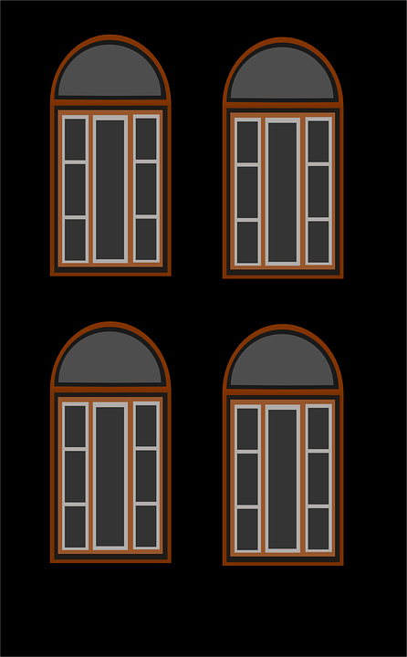 House, Windows, Architecture, Building, Glass