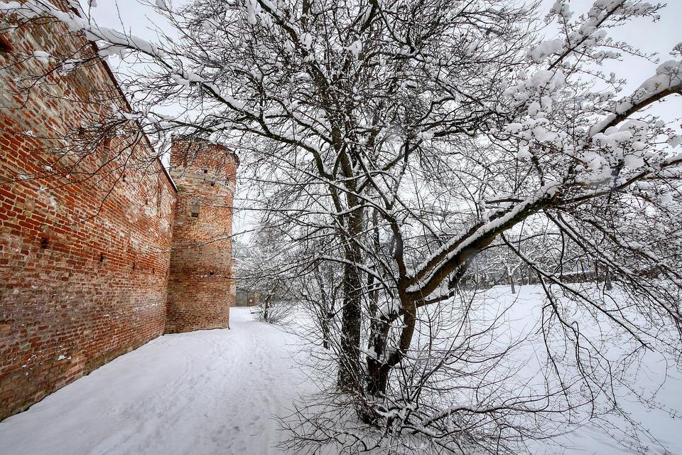 Architecture, Winter, Ripe, Building, Cold