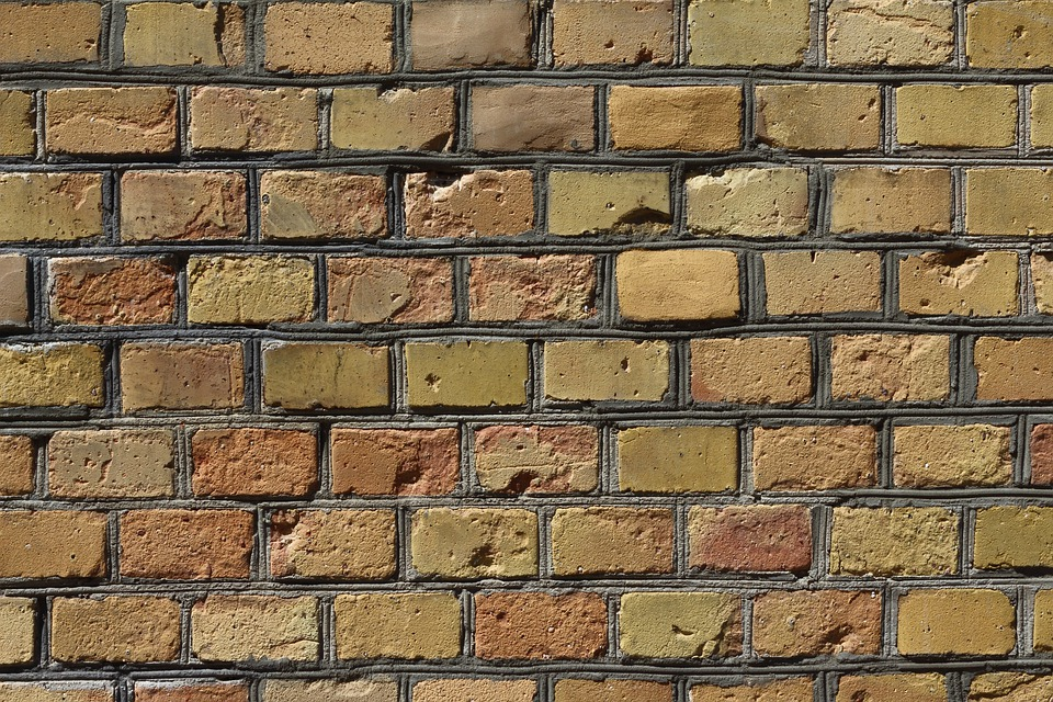 The Background, Unit, Brick, Yellow Brick, Building