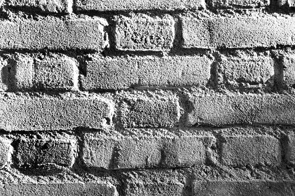 Brick, Wall, Brick Wall, Stone, House, Building