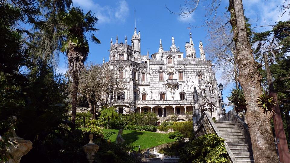 Castle, Architecture, Building, Park, Green Area