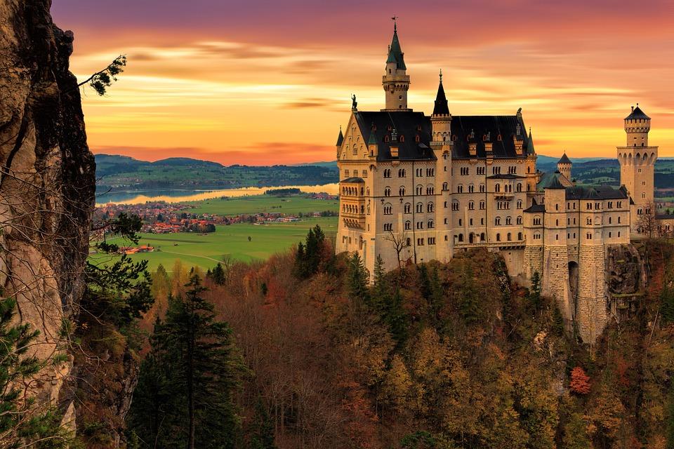 Architecture, Kristin, Castle, Travel, Building