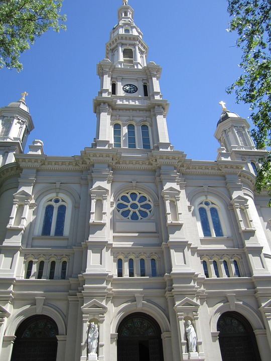 Church, Building, Architecture, Landmark, Cathedral