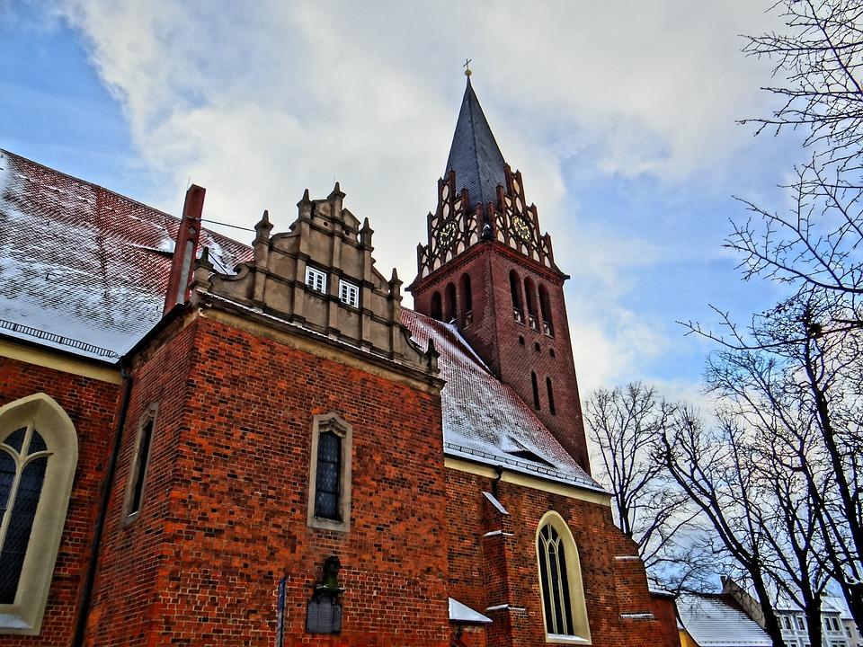 Church, Building, Spire, Steeple