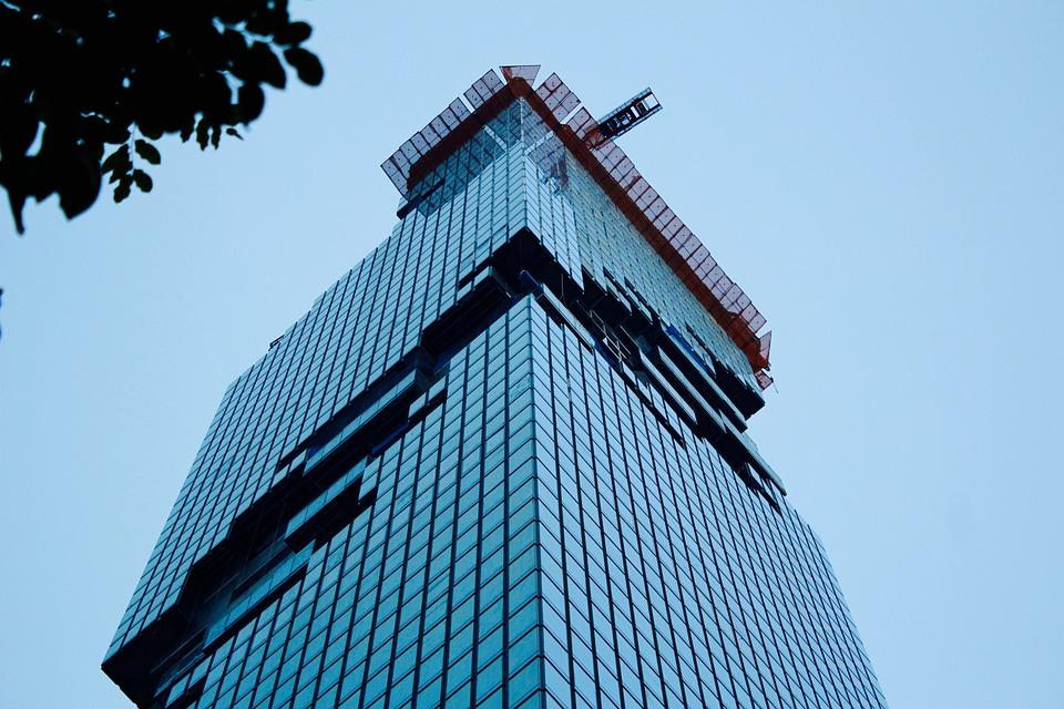 Bangkok, Thailand, Skyscraper, Asia, Building, City