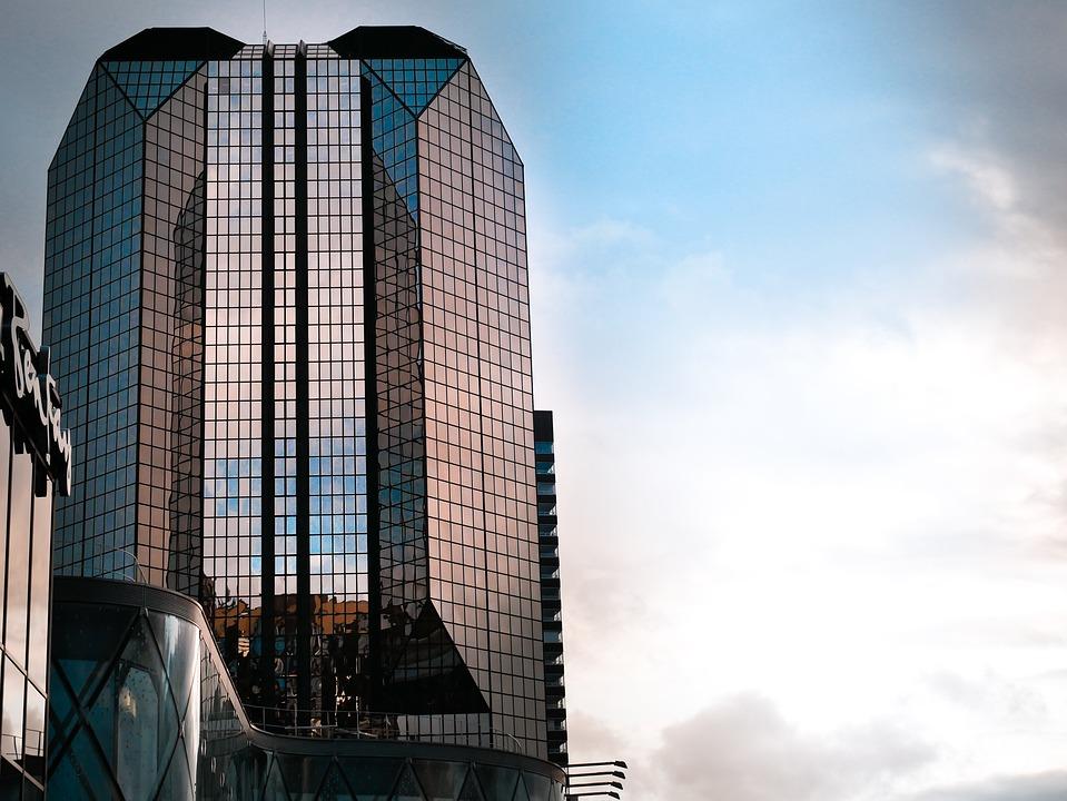 Business, Building, Skyscraper, City, Architecture, Sky