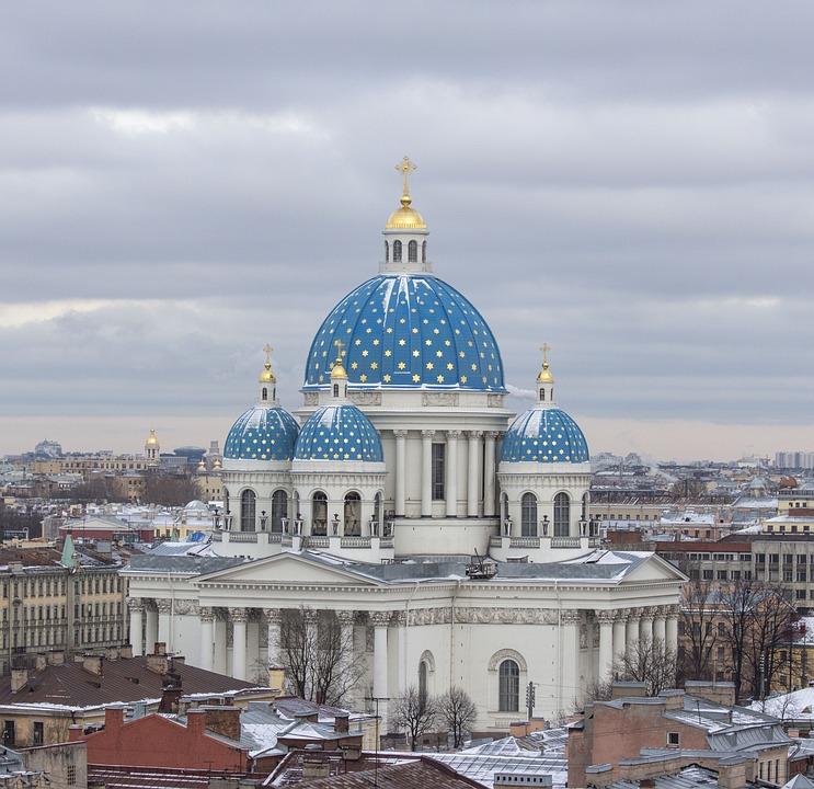 Dome, Architecture, Church, Megalopolis, Building