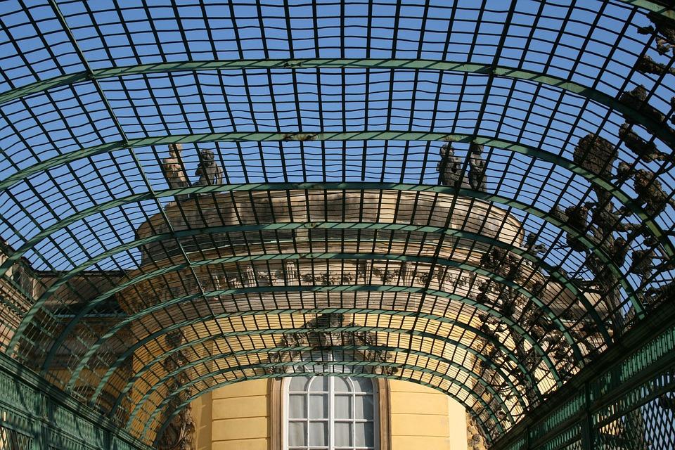 Castle, Architecture, Potsdam, Building, Facade