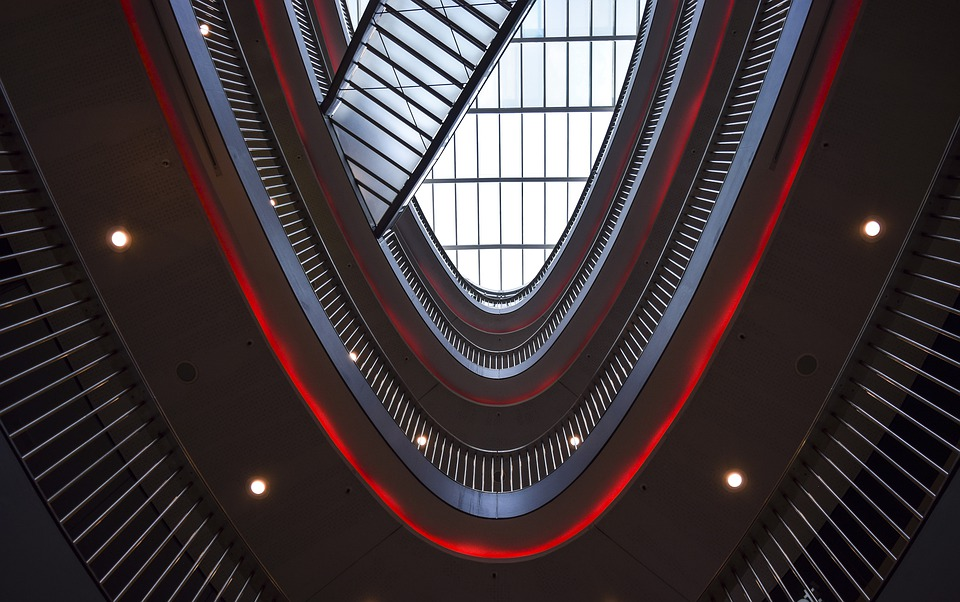 Architecture, Floors, Building, Staircase, Stairs