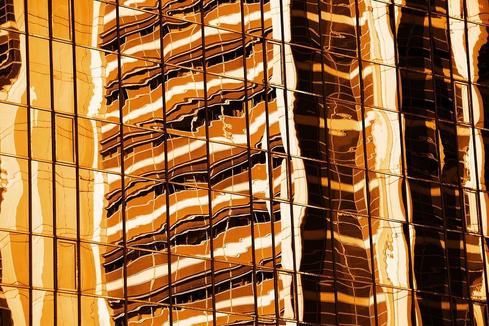 Architecture, Building, Facade, Glass Exterior