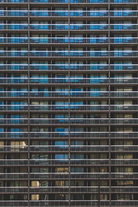 Architecture, Building, Glass, High-rise, Windows