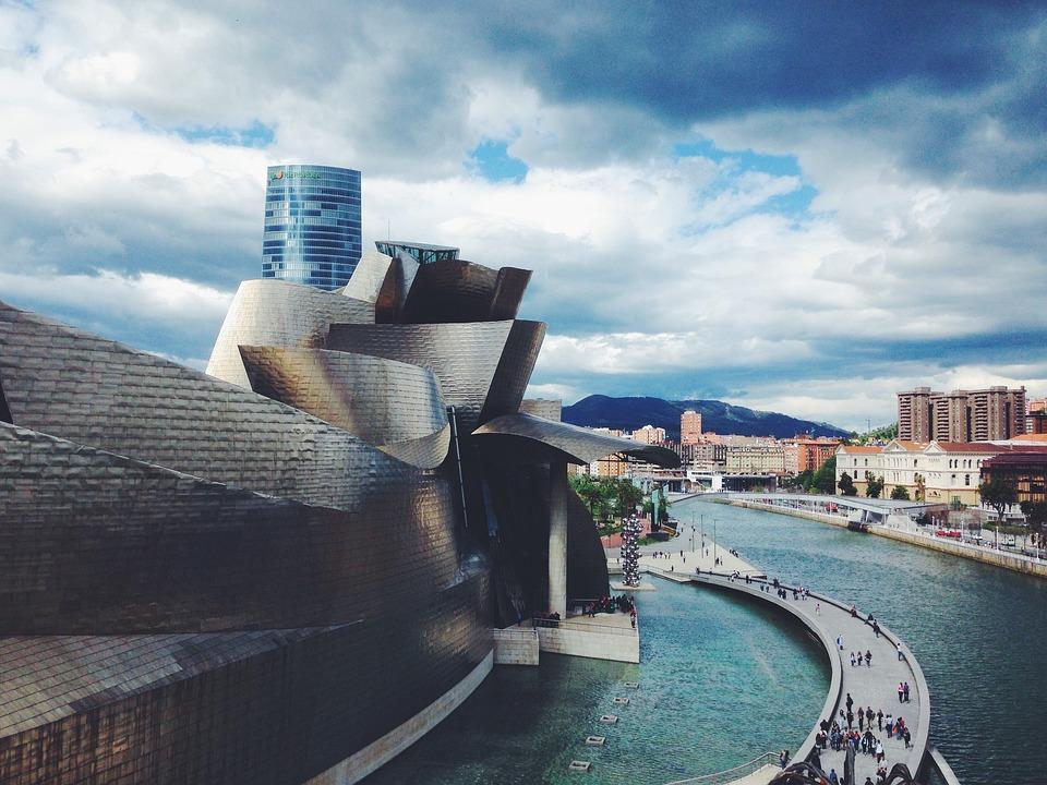 Architecture, Famous, Building, Guggenheim, Museum