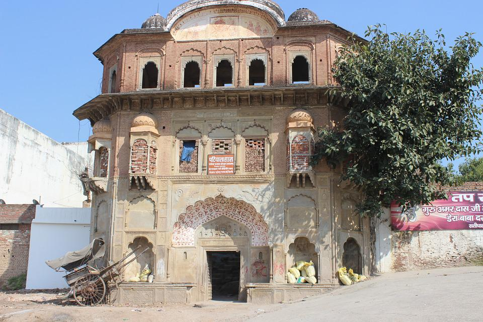Patiala House, Building, Historical, Haridwar