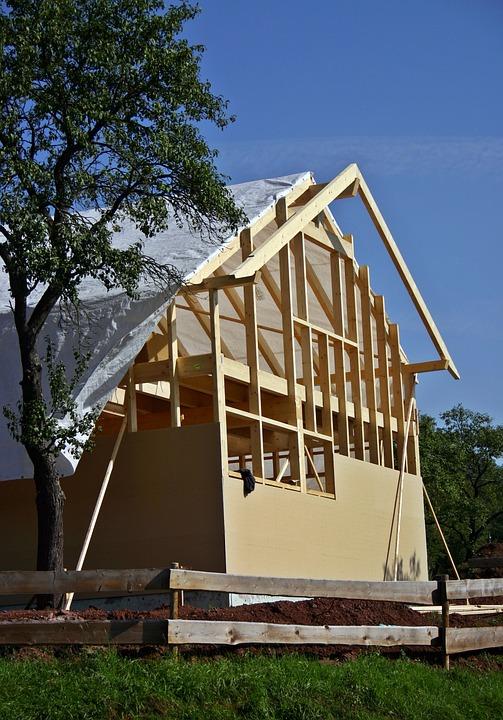 House Construction, Home, Build, Building, Site