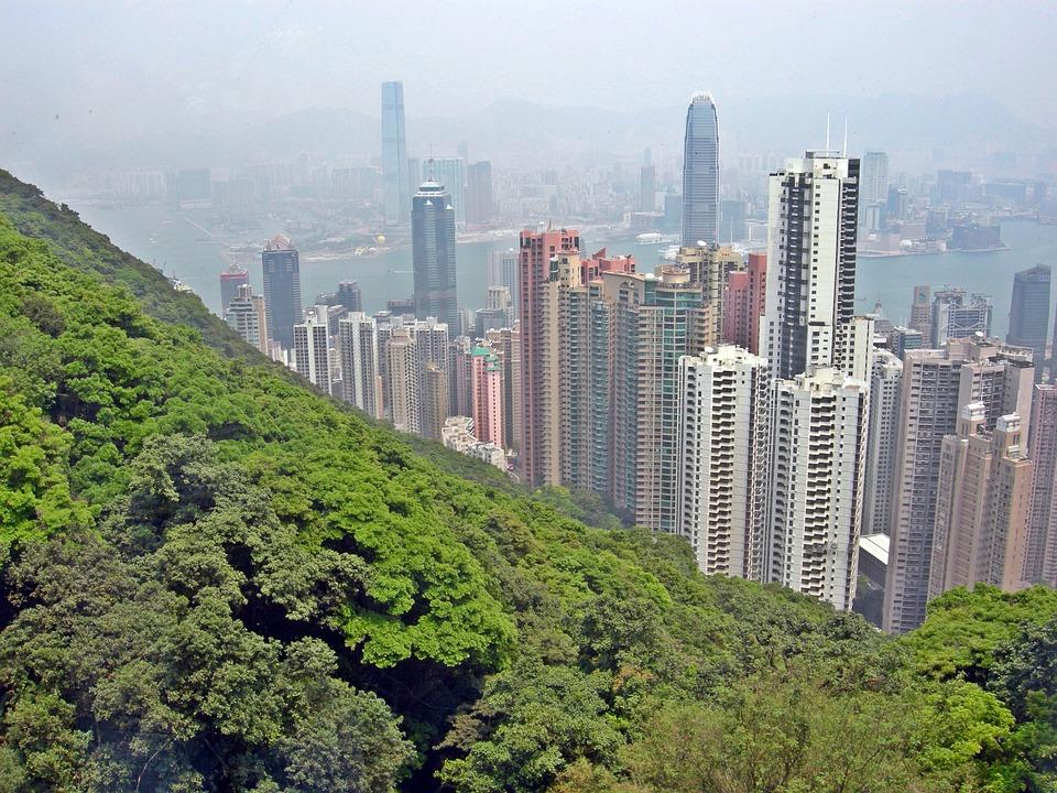 Hongkong, City, Building