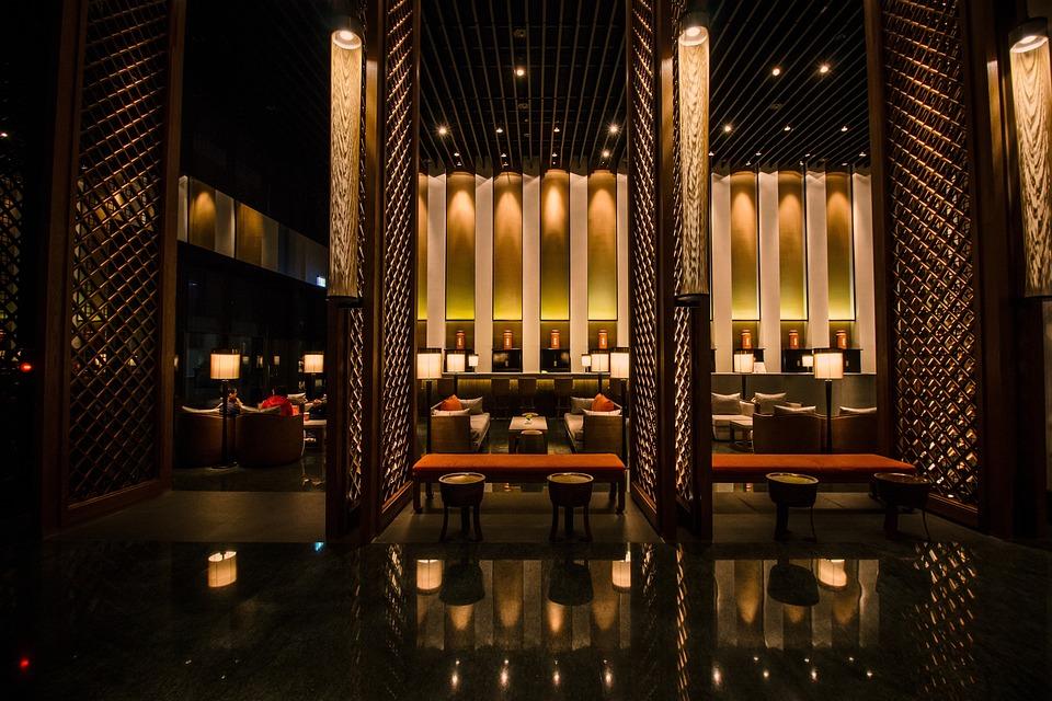 Indoors, Restaurant, Tourism, Building, Bar