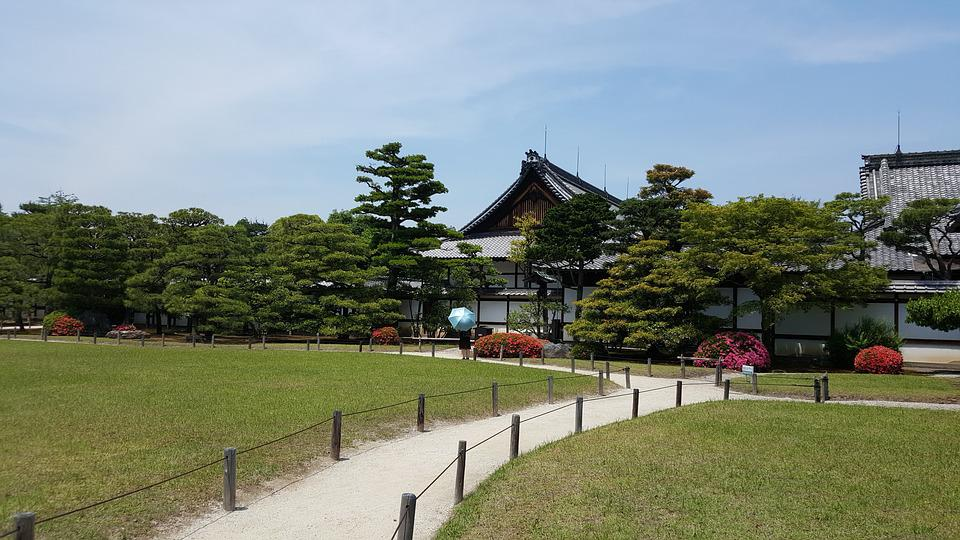 Japanese Architecture, Building, Temple