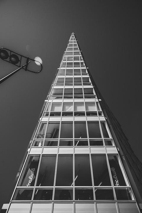 Architecture, Building, Liverpool, Glass Windows