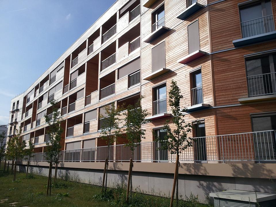 Architecture, Building Low Consumption, Building Wood