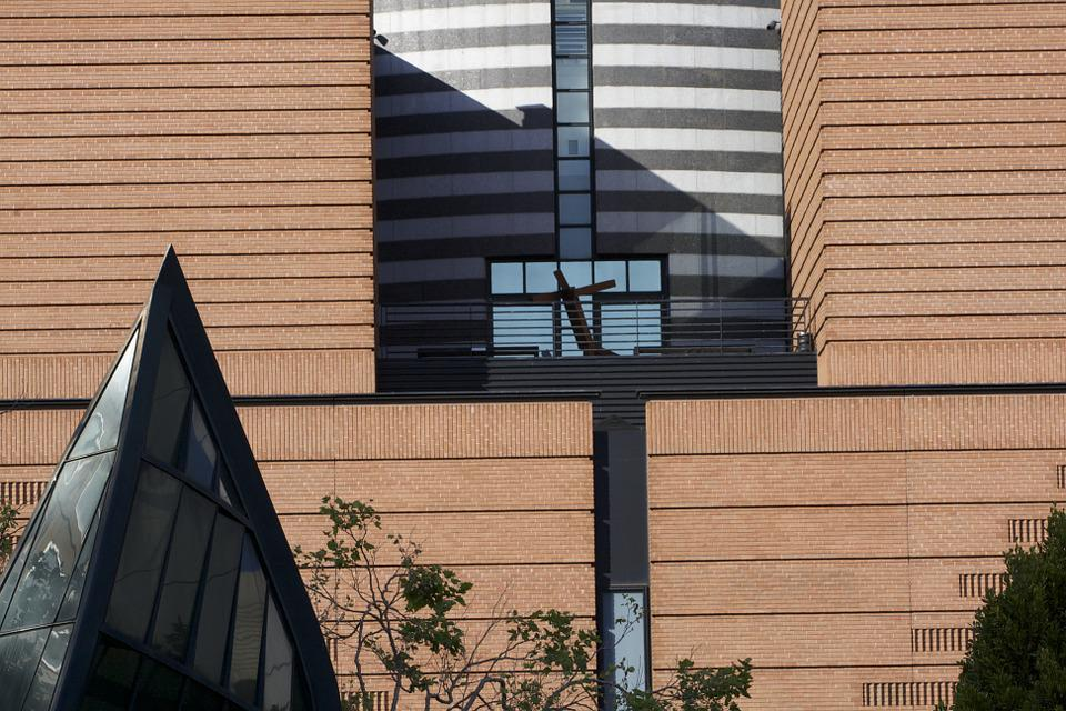 Moma, Museum, Modern, Building, Glass, Facade