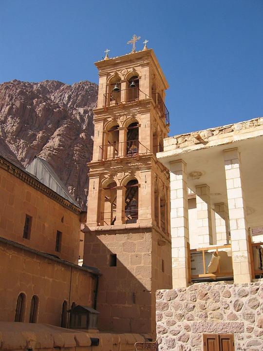 Building, Historic, St Katherines Monastery, Monastery