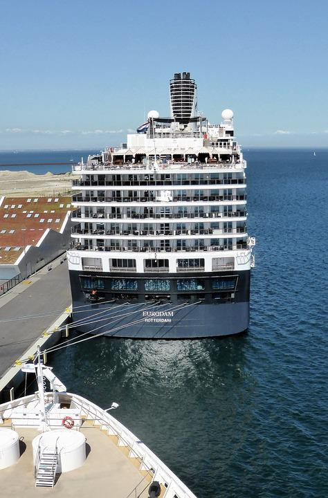 Transport, Cruise Boat, Cruise, Ship, Building, Mooring