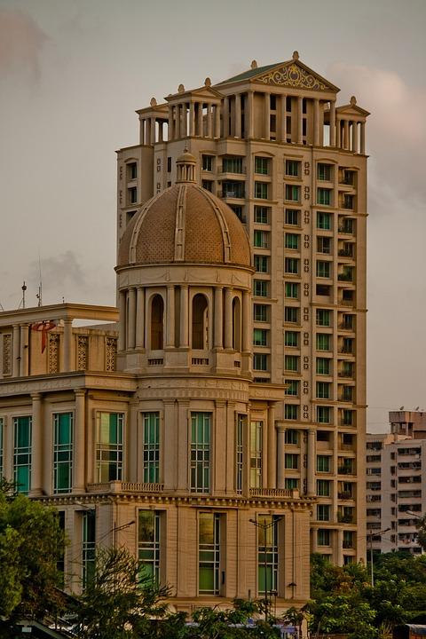 Mumbai, Building, Temple, Bombay, Culture, India