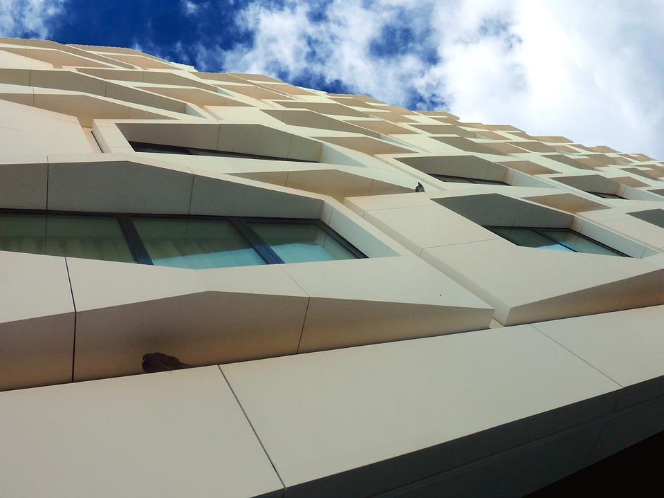Facade, Window, New Building, Architecture, Building