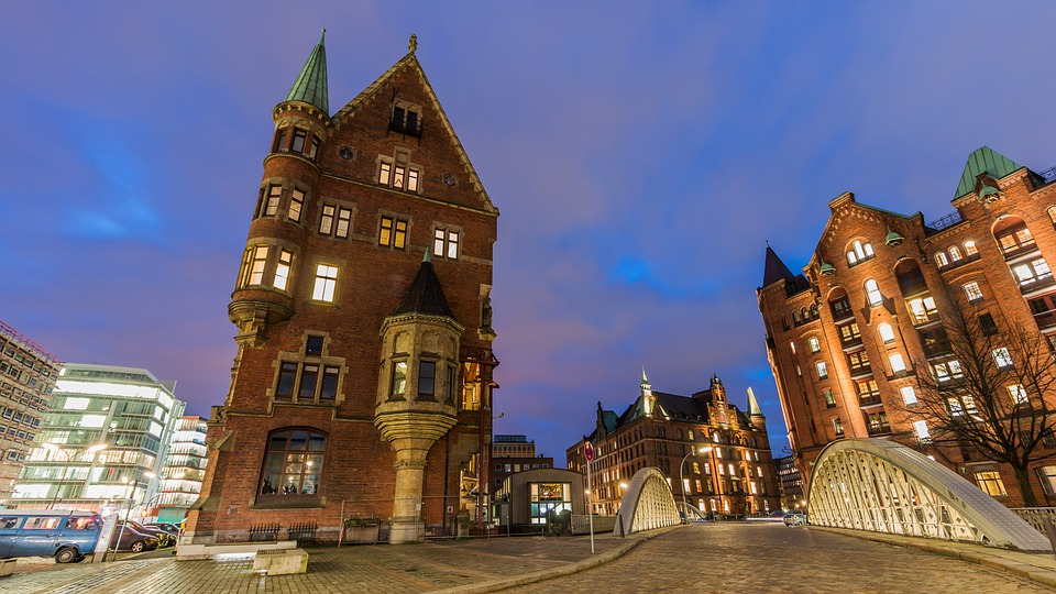Architecture, Travel, Old, City, Building