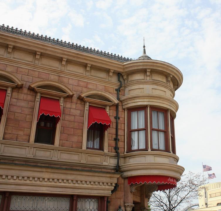 Building, City, Journey, Old, Bill, Tourism, Windows