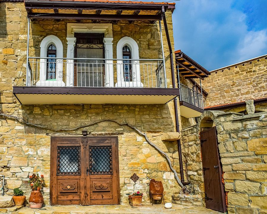 Architecture, Old, House, Building, Stone, Village