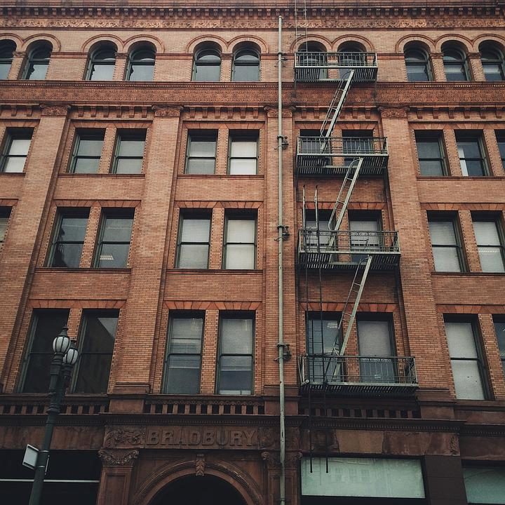 Building, Low Angle Photography, Perspective, Windows