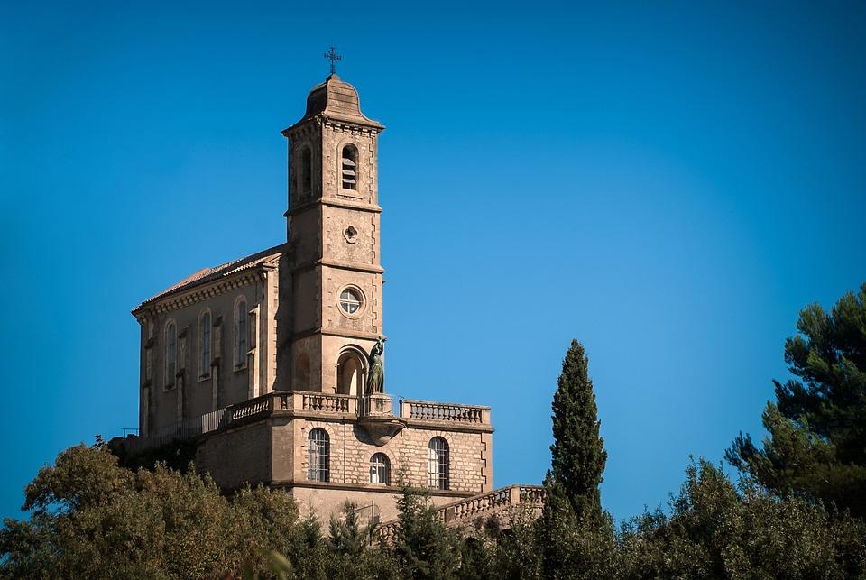 Chapel, History, Building, Religion, France