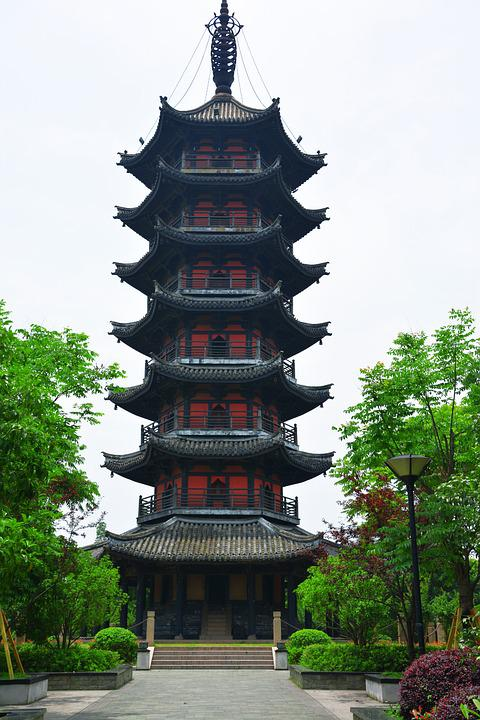 Tower, Ruian, Building, Culture, Tower Angle