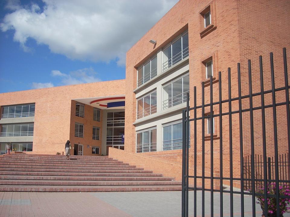 School, Building, Bogotá