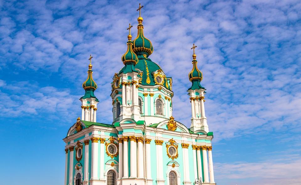 Architecture, Orthodox, Sky, Religion, Building, Travel