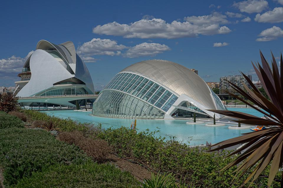 Valencia, Spain, Architecture, Building