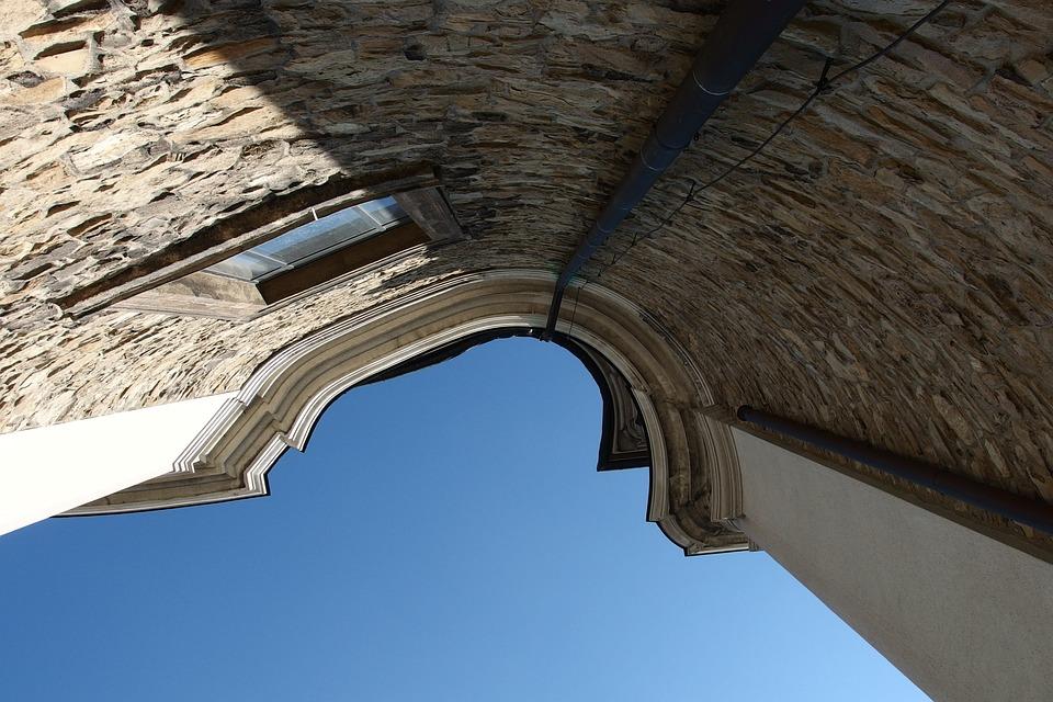 Heaven, Church, Baroque, Steeple, Monument, Building