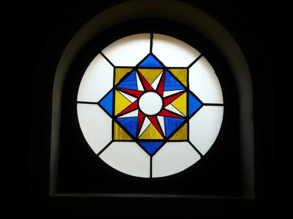 Pecs, Synagogue, Building, Window
