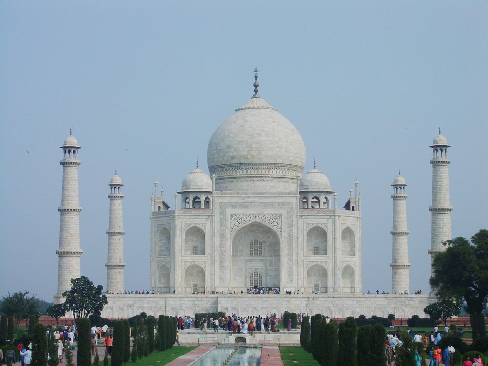 India, Agra, Taj Mahal, Love, Building, Indian