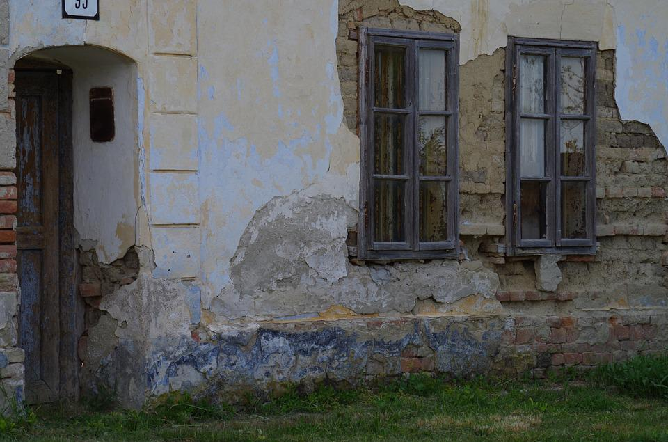 Old, Building, The Countryside