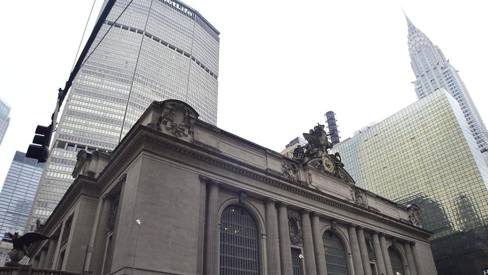 Cityscape, Grand Central, Landmark, Building, Tourism