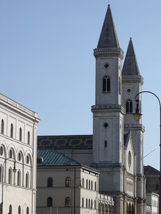 Church, Achitecture, Architecture, Towers, Building