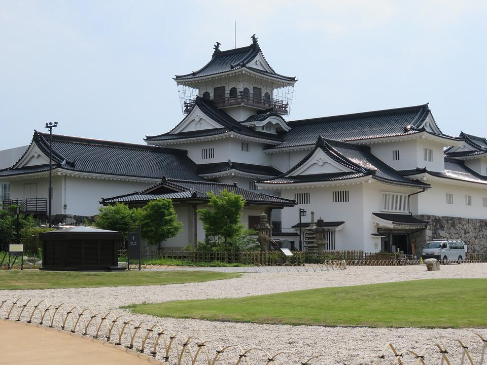 Toyama Castle, Castle, History, Building, Toyama