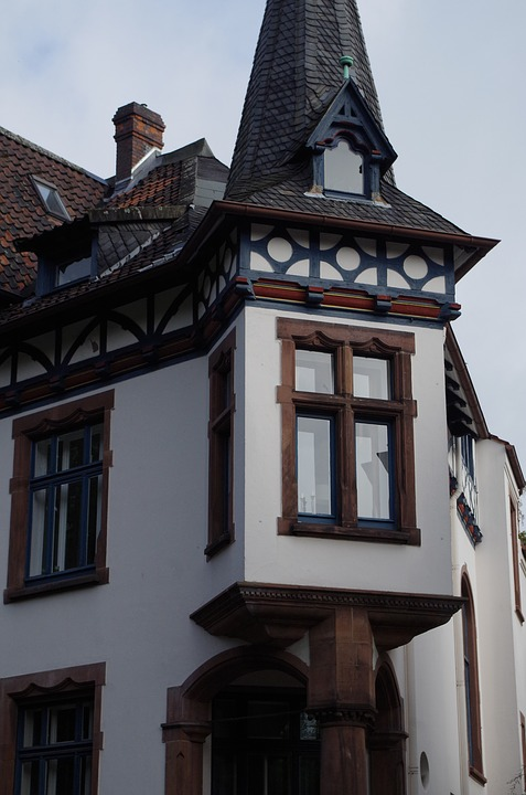 Hannover, Architecture, Building, The Window, Turret