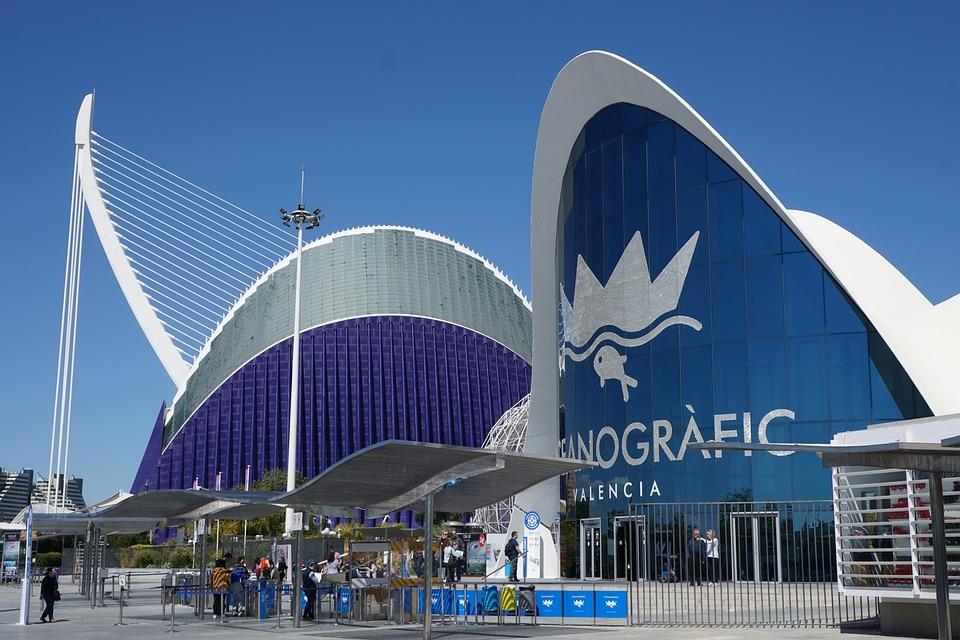 Valencia, Spain, Architecture, Building