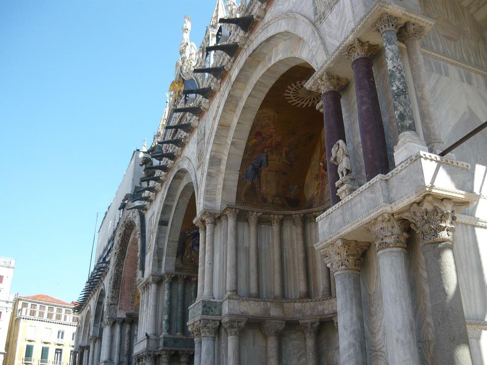 Venice, Italy, Building