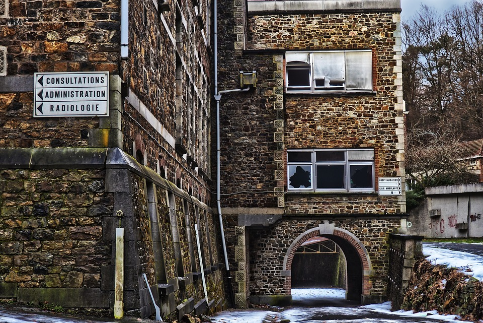 Old, Architecture, Building, Home, Wall, Masonry